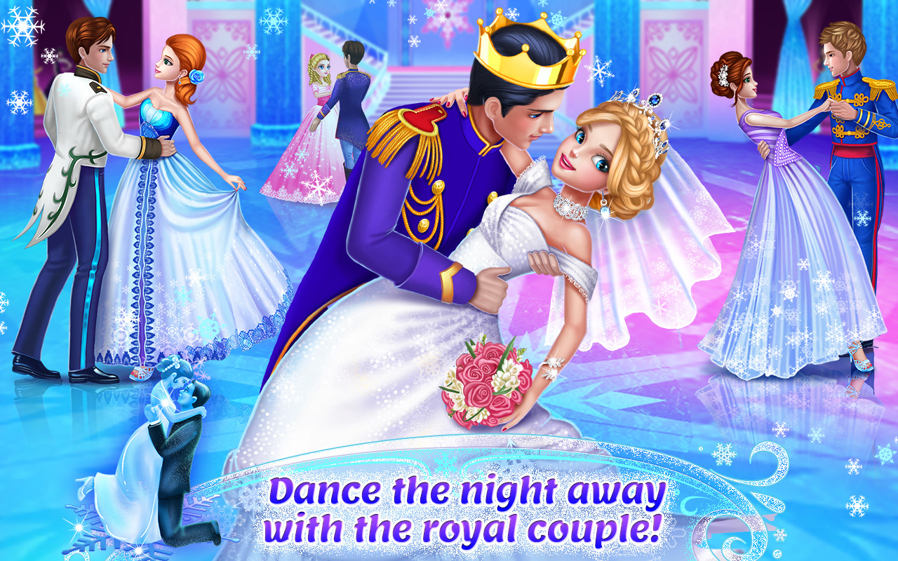 Amazon.com: Ice Princess - Royal Wedding Day: Appstore for ...