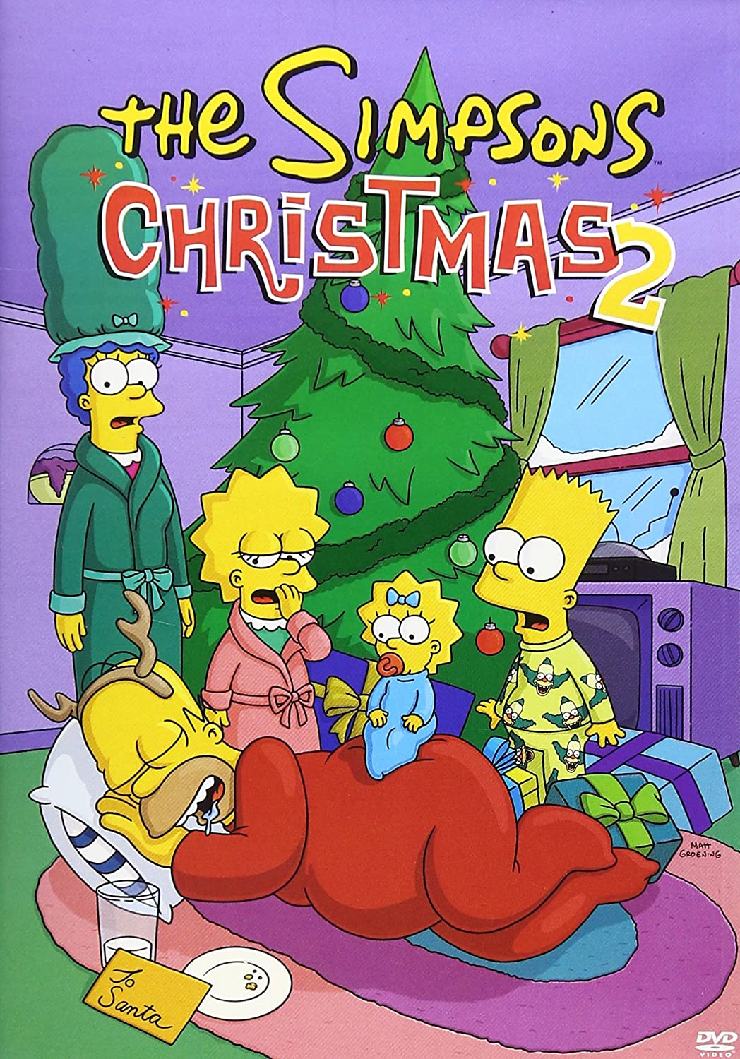Amazon Com The Simpsons Christmas 2 Dan Castellaneta Nancy Cartwright Julie Kavner Yeardley Smith Harry Shearer Hank Azaria Pamela Hayden Tress Macneille Karl Wiedergott Maggie Roswell Russi Taylor Marcia Wallace James L