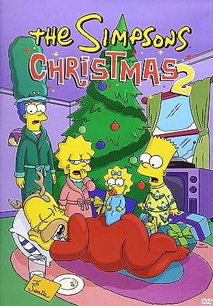 The Simpsons Christmas Dvd.Amazon Com The Simpsons Christmas 2 Dan Castellaneta