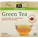 365 Everyday Value, Organic Green Tea (70 Tea Bags), 4.9 oz