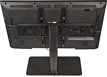 Soporte de Mesa Fijo para Televisión de 32-65 pulgadas peso 45 kg, Color Negro König NE550638154: Amazon.es: Bricolaje y herramientas