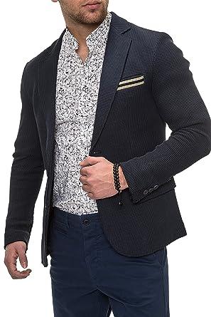 Antony Morato Herren Sakko Anzugjacke Sweat Blazer Jackett  Amazon.de   Bekleidung b40f13dcaa