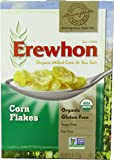 Erewhon Corn Flakes Cereal, Gluten Free, Organic, 11-Ounce Boxes (Pack of 6)