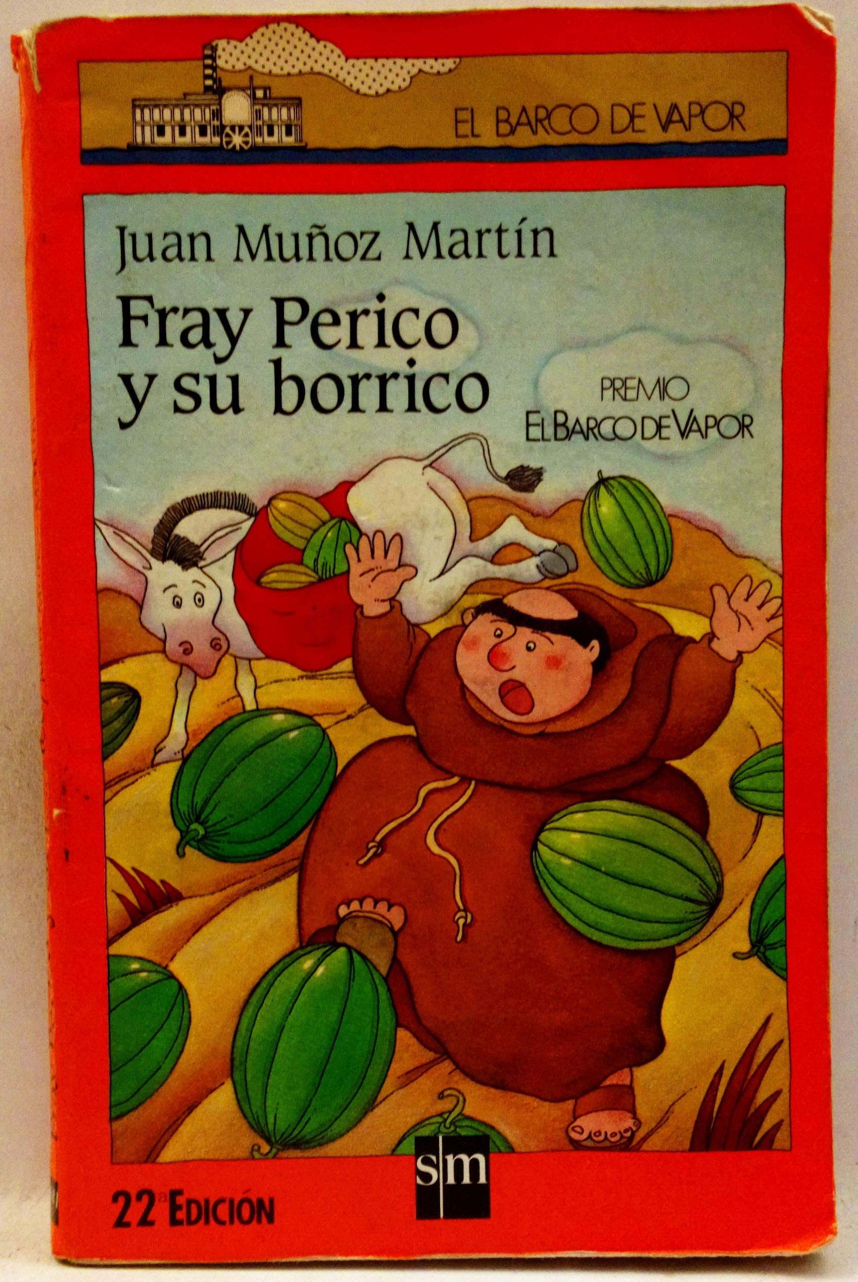 Fray Perico Y Su Borrico Amazon Es Muñoz Martín Juan Libros