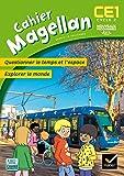 Magellan Questionner le temps et l'espace CE1 éd. 2016 - Cahier de l'élève
