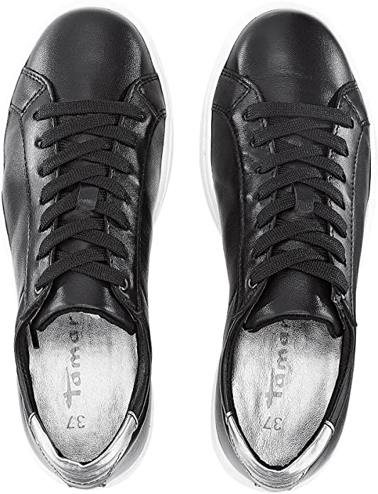 Tamaris Sneaker Rombo 1-1-23631-20-050 schwarz