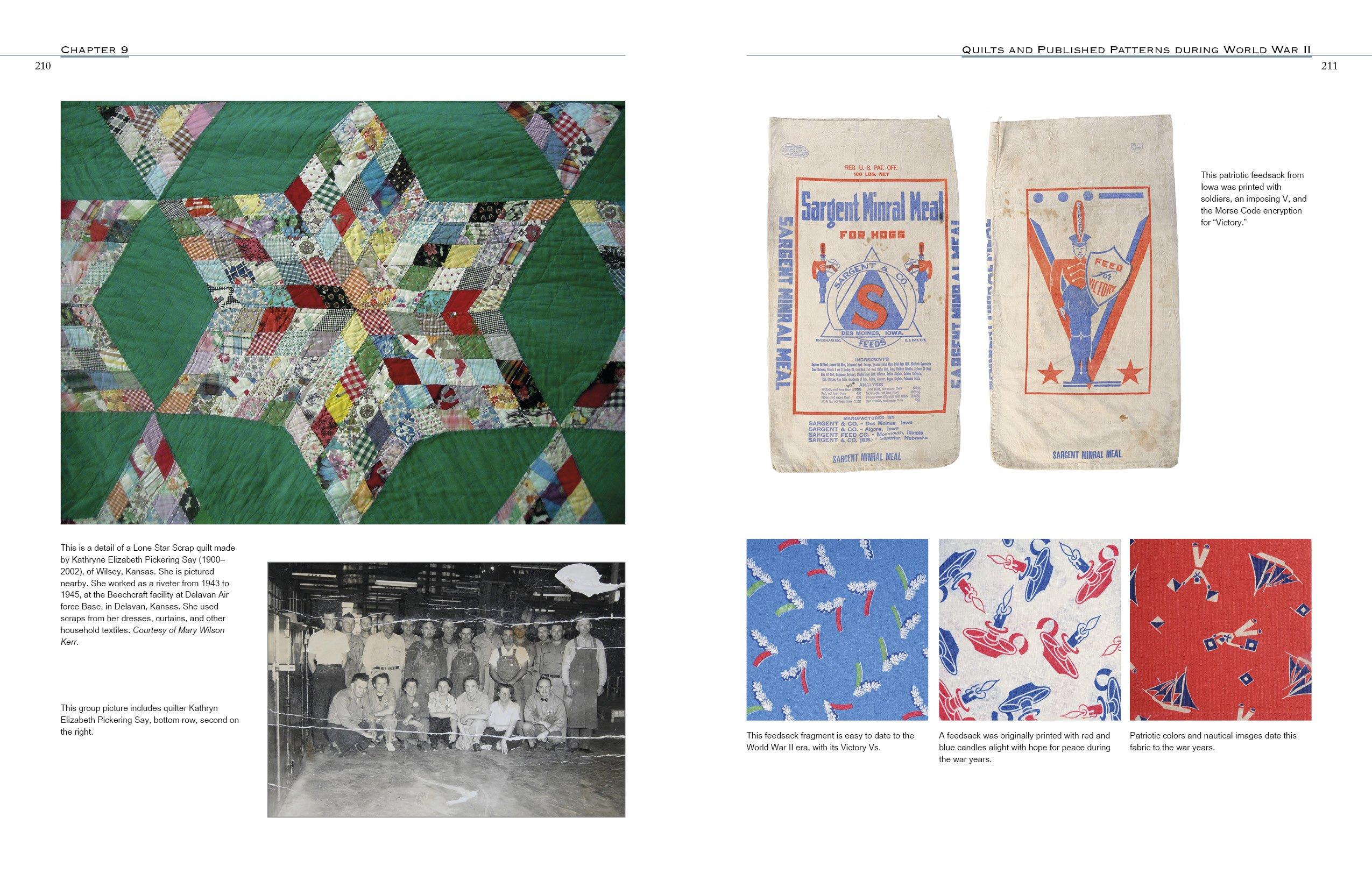 World War II Quilts by Schiffer (Image #1)