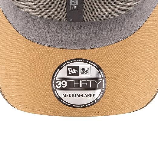 f0a2d566542 Amazon.com   New Era Los Angeles Rams On-Field Sideline 39THIRTY Flex Fit  Hat Cap   Sports   Outdoors