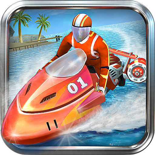(Powerboat Racing 3D )