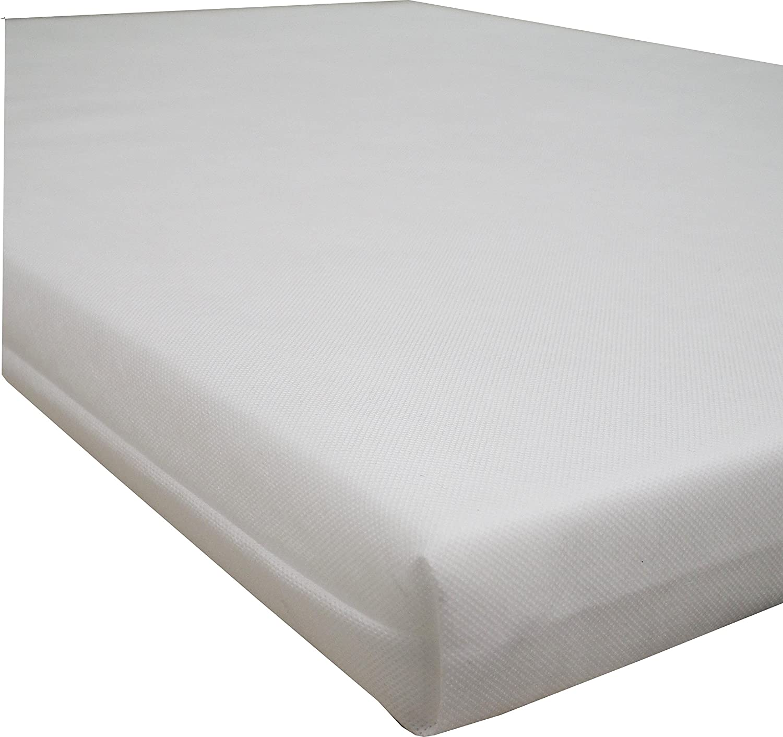 Kub Calm Cot Bed Fibre Mattress (140 x 70 cm) Kub Products Limited 39401348