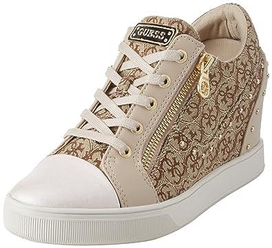2c757dfec9c Guess Women s Footwear Active Lady Trainers  Amazon.co.uk  Shoes   Bags