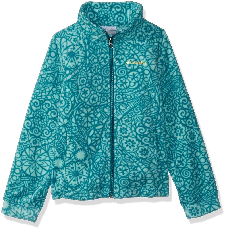 ef0d2a8cd Amazon.com  Columbia Girls  Benton Springs Ii Printed Fleece  Clothing