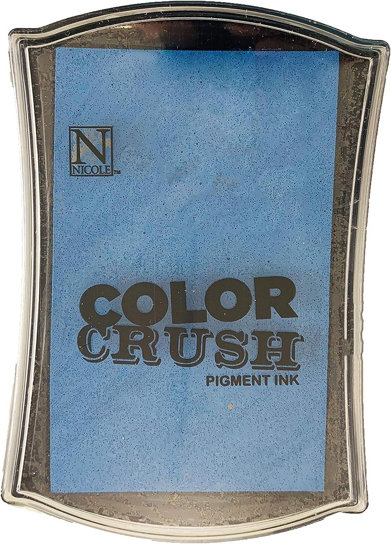 Hampton Art Color Crush Pigment Ink Pad White