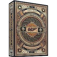 Murphy's Magic Supplies, Inc. James Bond 007 Speelkaarten door theorie11