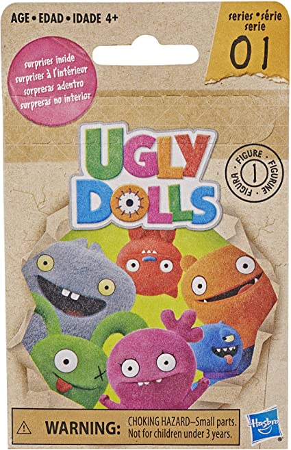 blind bag NEW Ugly Dolls Series 1 Kids Toy Collectible Figures
