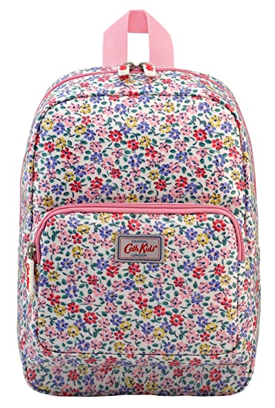 women top-rated original choose best Cath Kidston New Kids Garden Ditsy Medium Backpack In Lilac ...