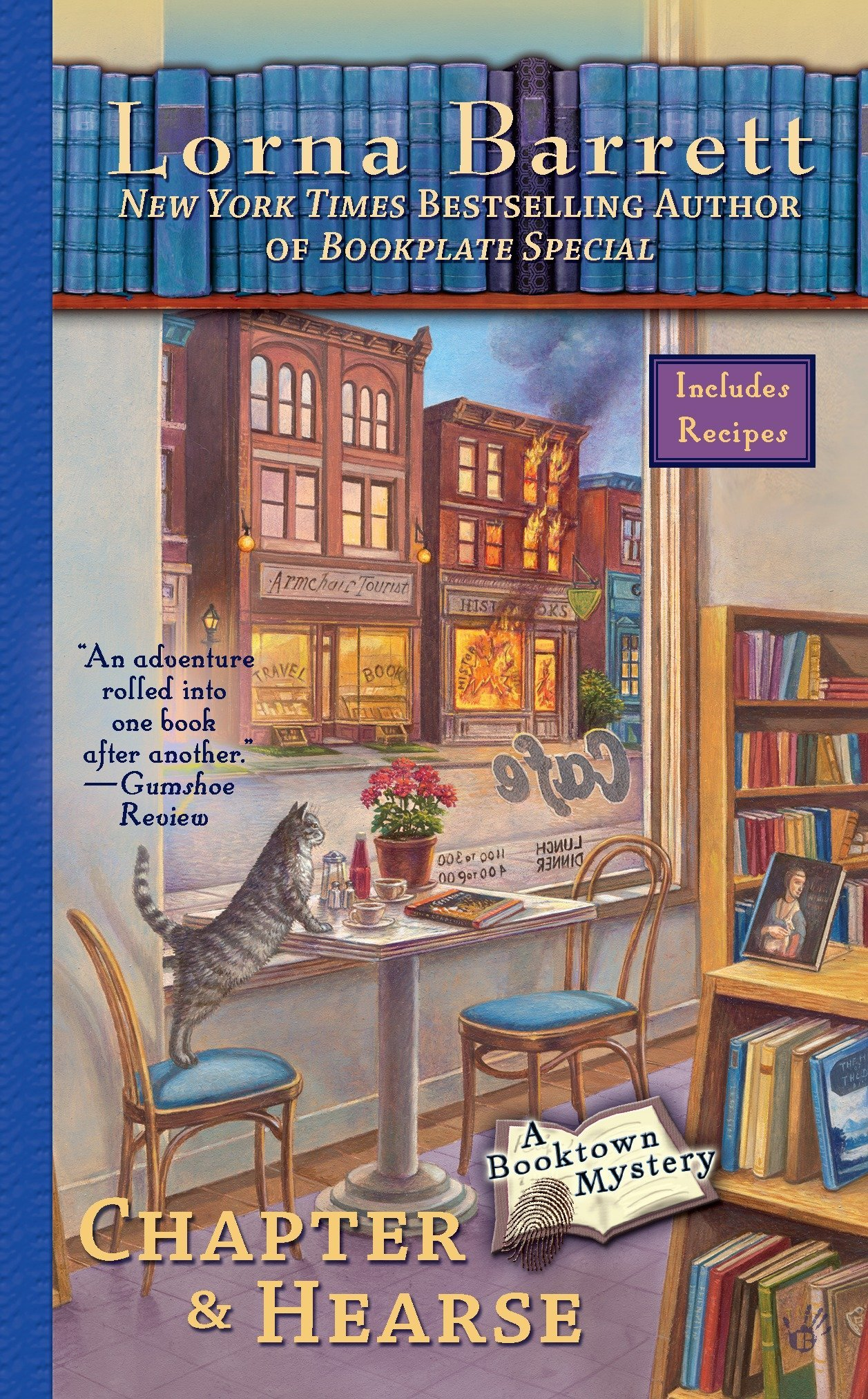 Read Online Chapter & Hearse (A Booktown Mystery) ebook