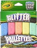 Crayola Special Effects Sidewalk Chalk - Glitter (2-Pack)