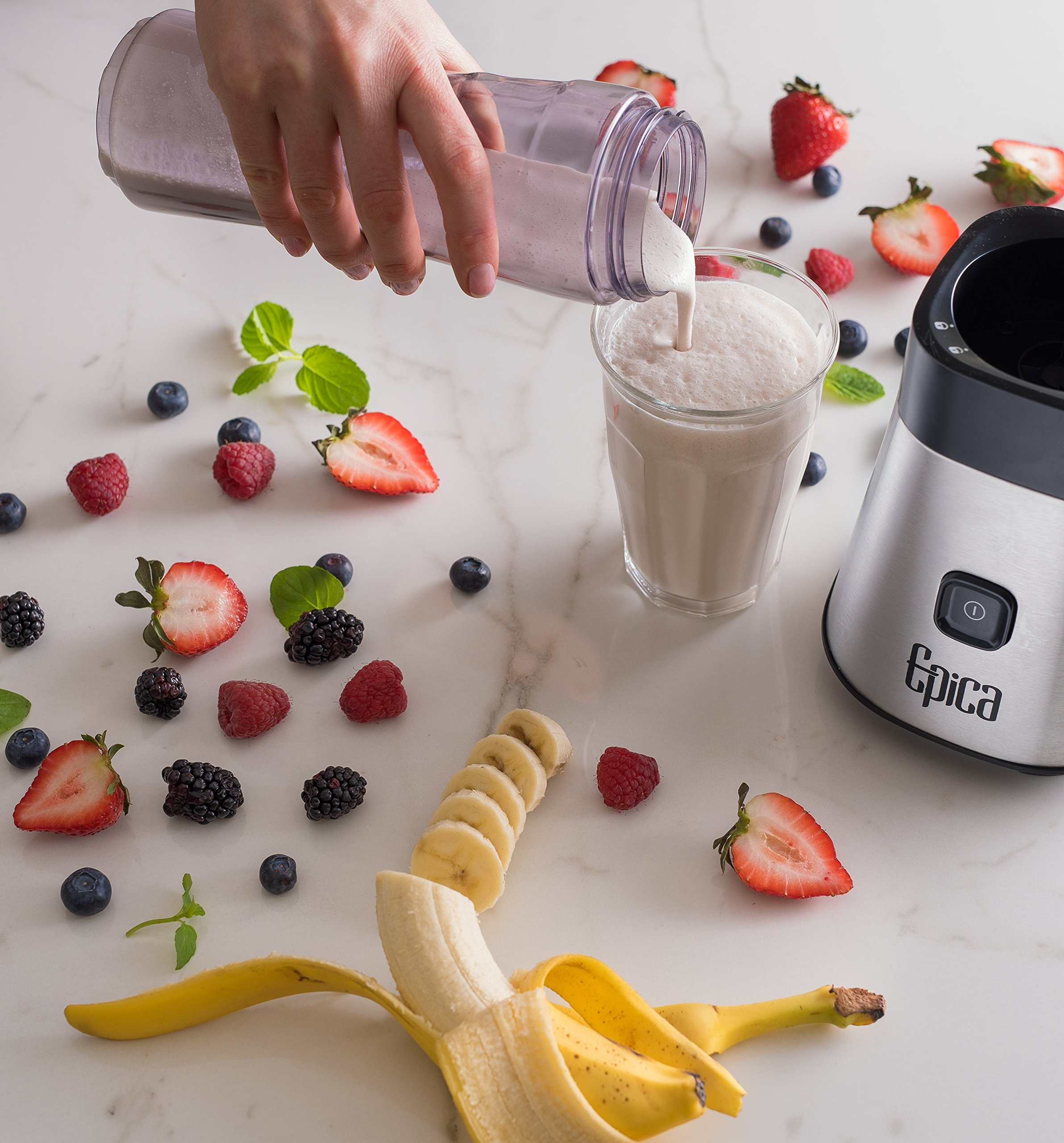 Epica Personal Blender with Take-Along Bottle by Epica (Image #6)