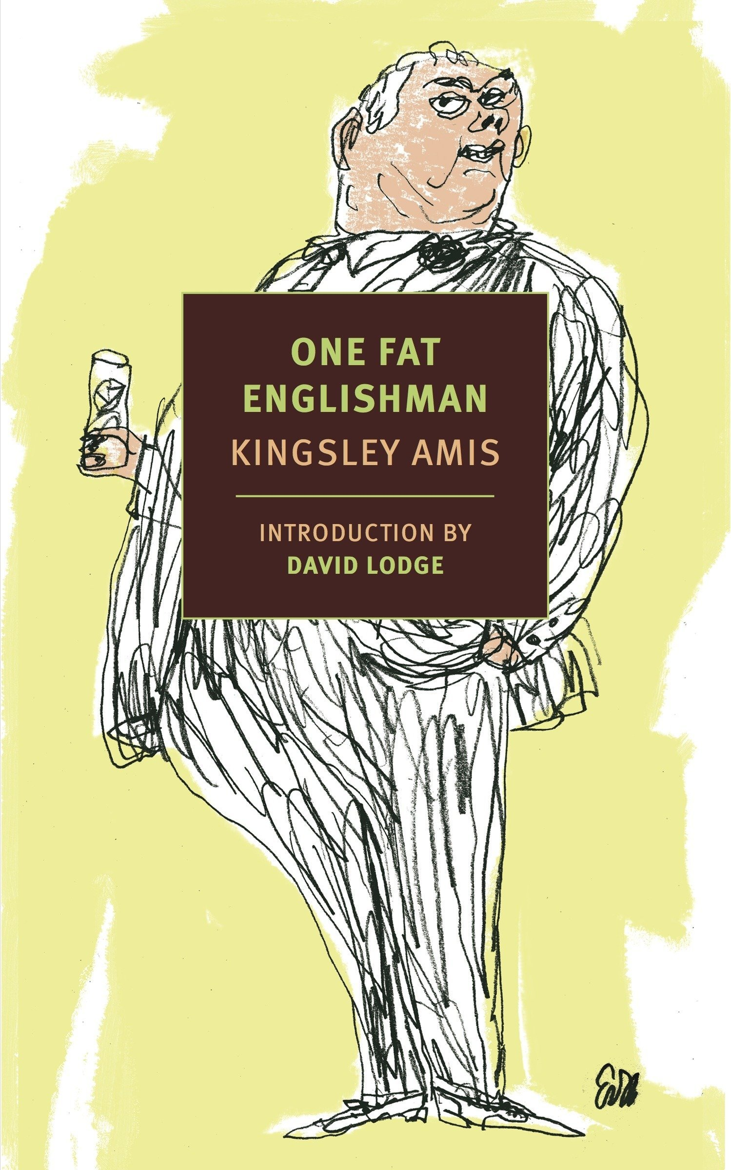 Read Online One Fat Englishman (New York Review Books Classics) ebook