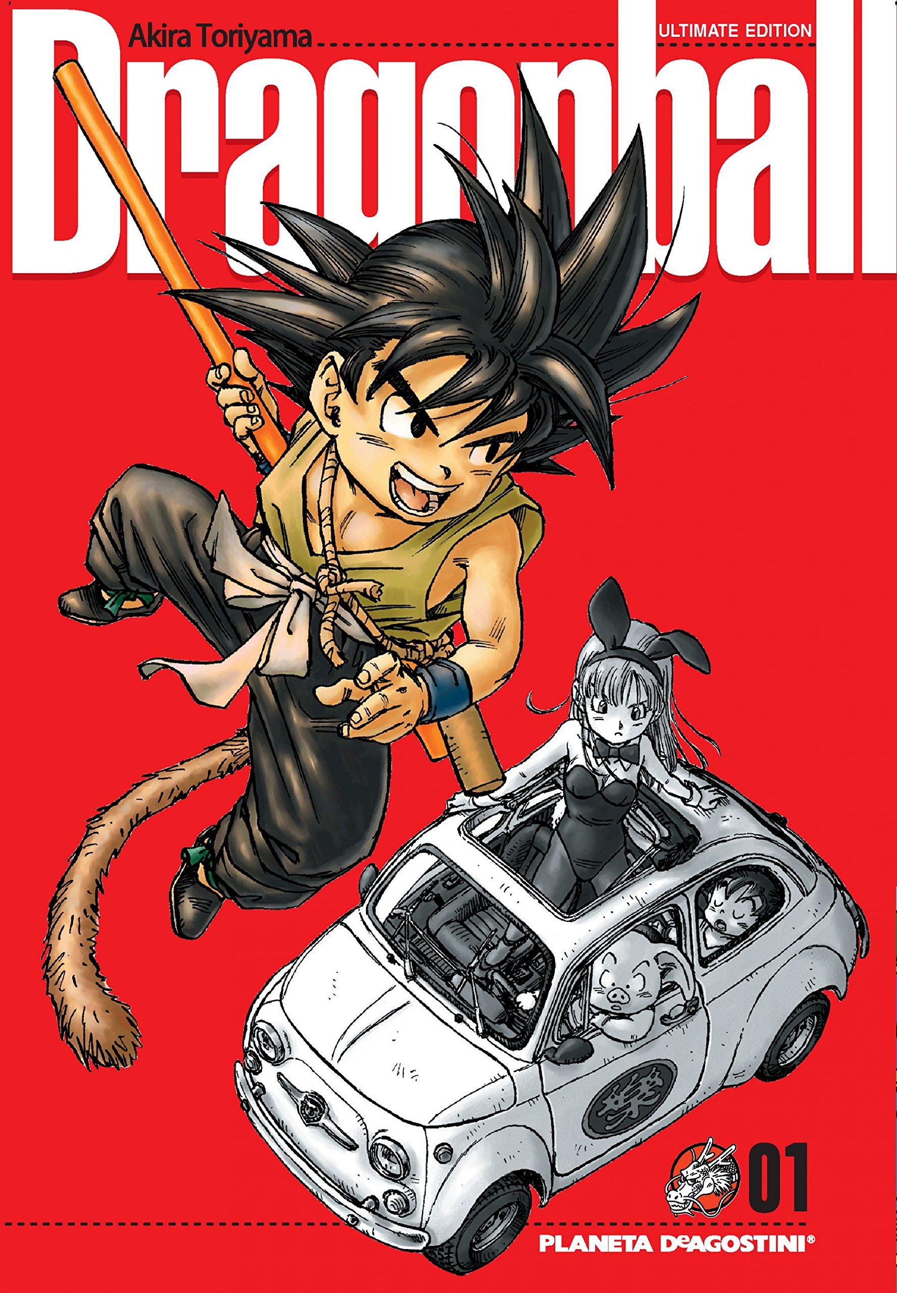 Dragon Ball nº 01/34 (Manga Shonen) Tapa blanda – 18 sep 2007 Akira Toriyama Planeta DeAgostini Cómics 8468470341 1876359