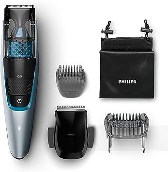 Philips BT7210/15 cortadora de pelo y maquinilla - Afeitadora, 2 peine-guias, plata: Amazon.es: Salud y cuidado personal