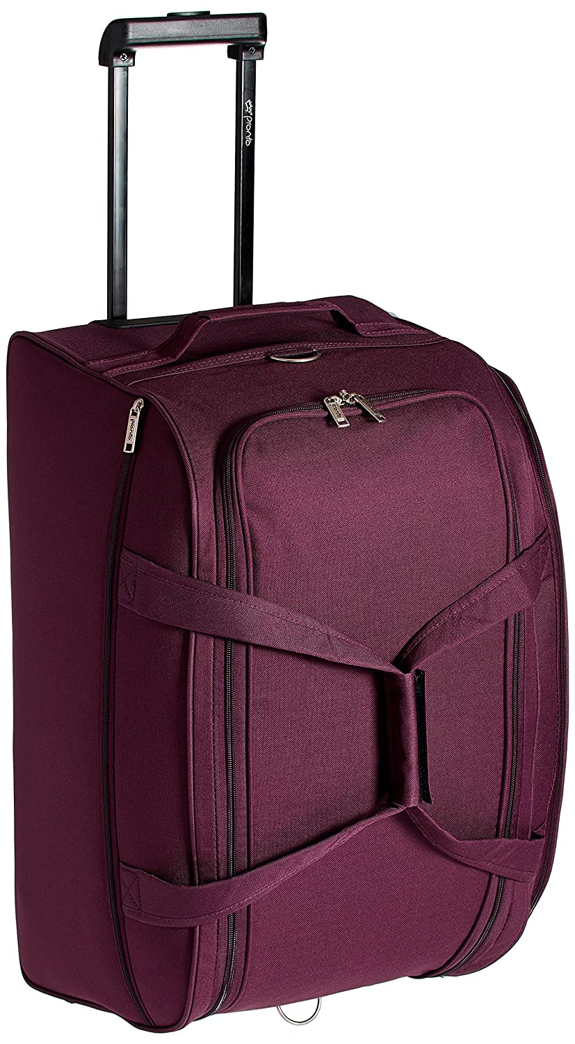 ff5650ad4 Pronto Miami Polyester 65 cms Dark Purple Travel Duffle (6573 - PL): Amazon. in: Bags, Wallets & Luggage