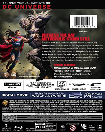 DOOMSDAY FRENCH DVDRIP SUPERMAN TÉLÉCHARGER