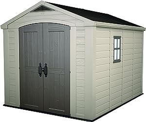 Organización y estilo para los espacios más pequeños. Incluye doble puerta y una ventana para la entrada de luz natural.