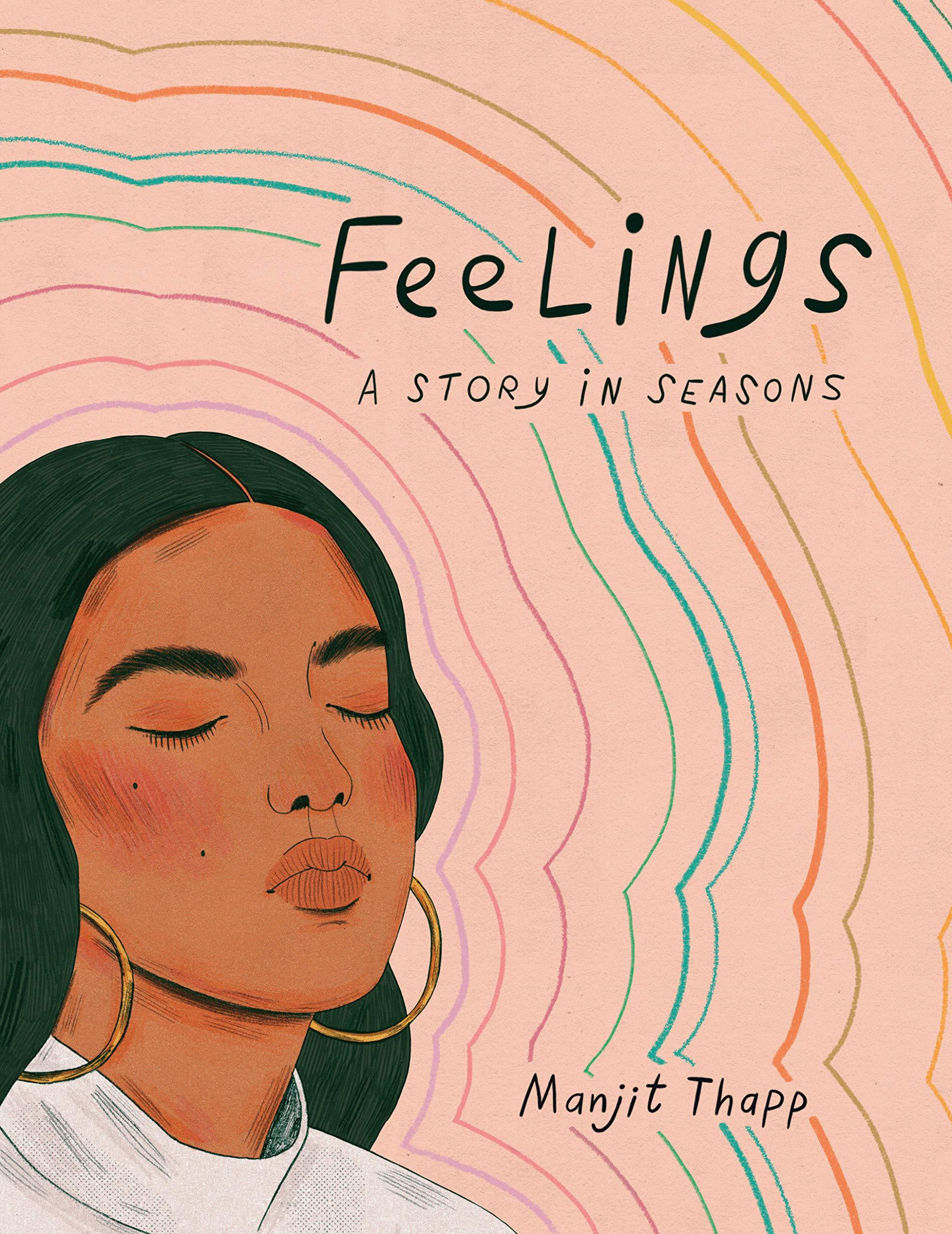 Feelings: A Story in Seasons: Thapp, Manjit: 9780593129753: Amazon.com:  Books