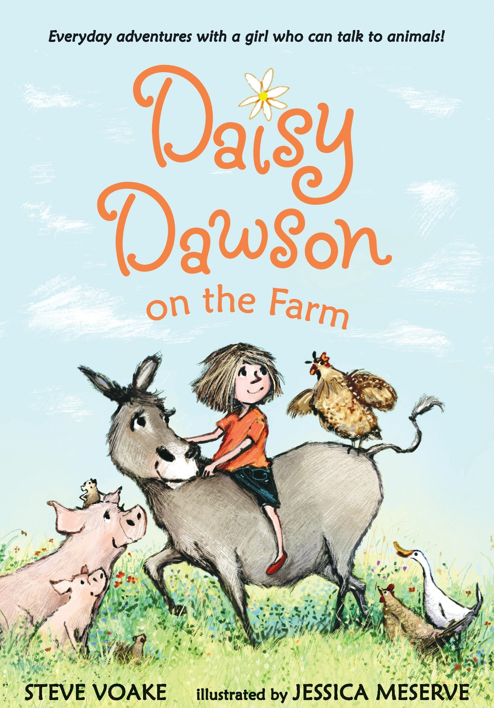 Amazon.com: Daisy Dawson on the Farm (9780763663407): Steve Voake, Jessica  Meserve: Books