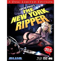 New York Ripper (3Disc/Limited Edition)