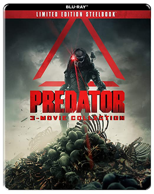 Amazon In Buy Predator Trilogy 3 Movies Collection