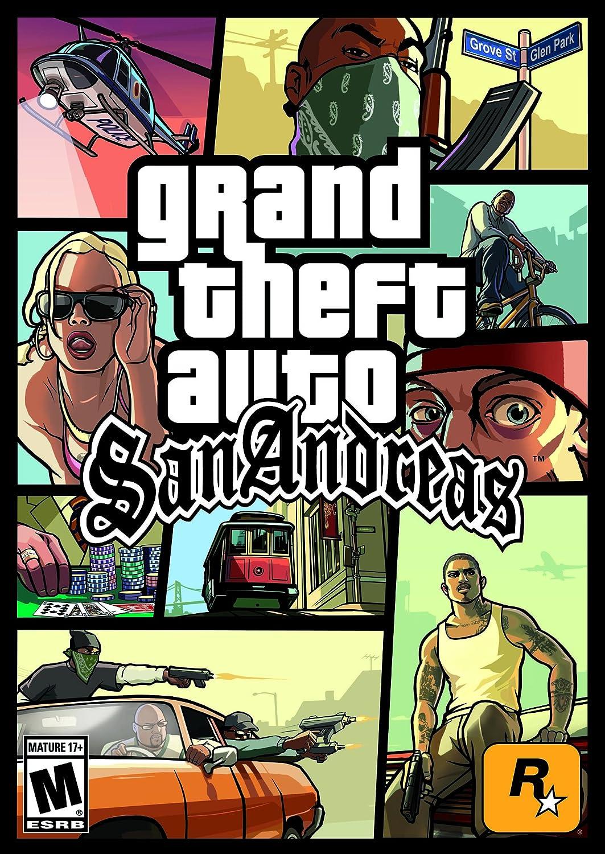 Grand Theft Auto: San Andreas [Download]