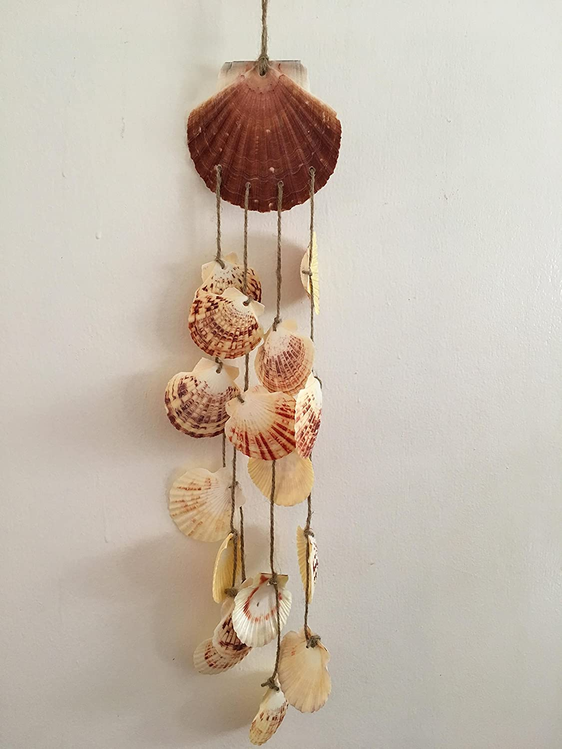 Red Sea Shell Wind Chime