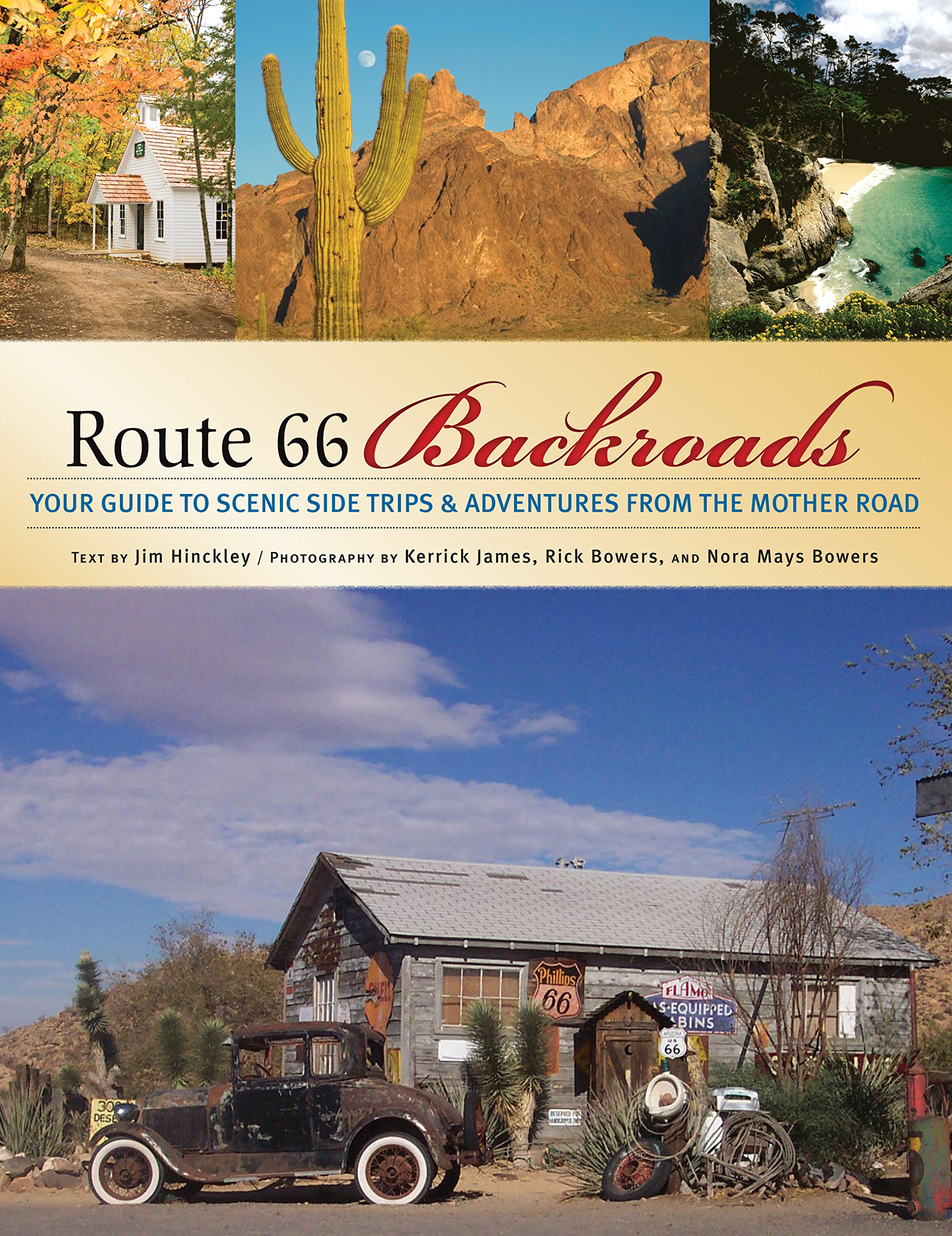 Route 66 Backroads: Your Guide to Scenic Side Trips & Adventures from the Mother Road (Backroads of ...) pdf
