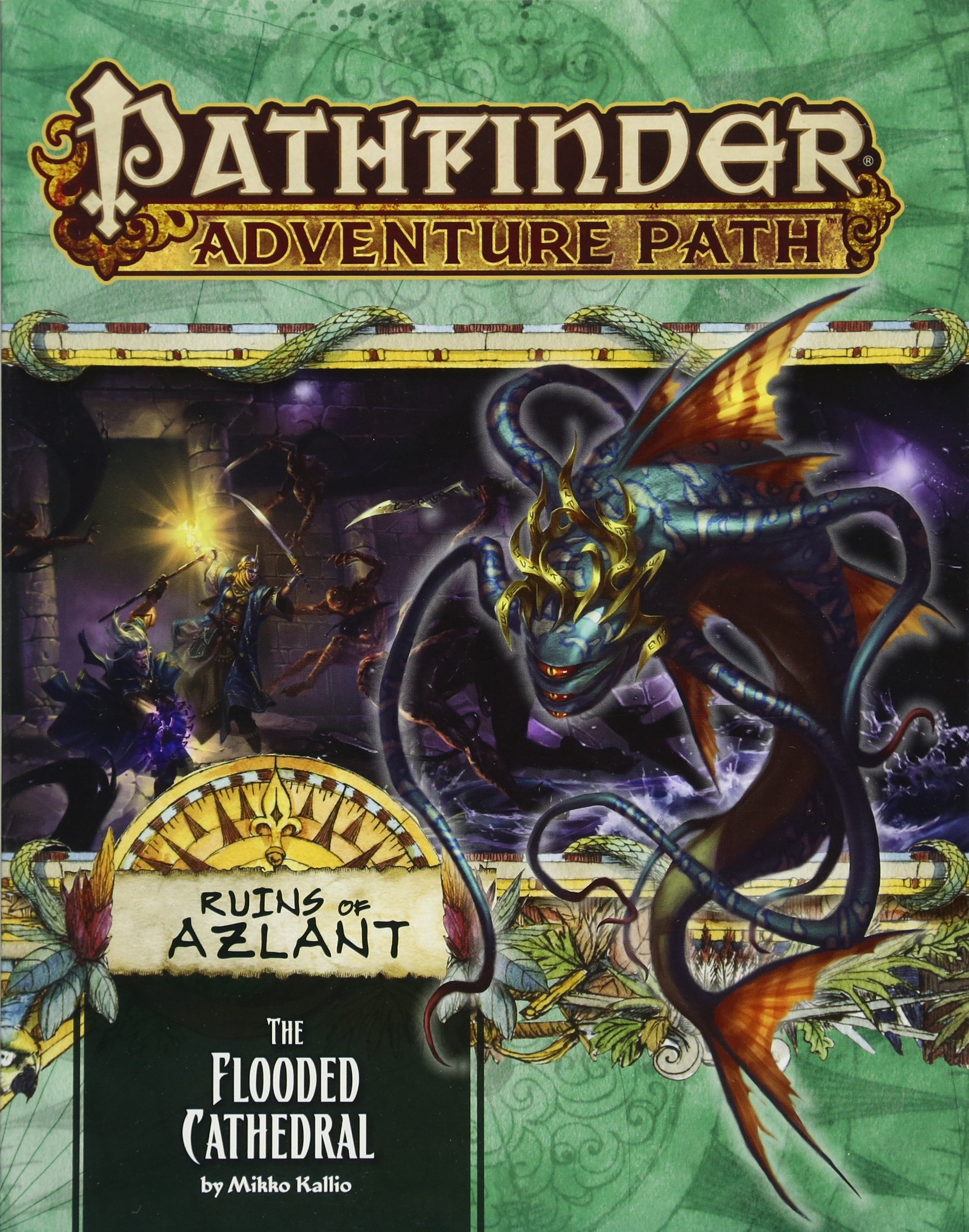 Pathfinder Adventure Path: The Flooded Cathedral (Ruins of Azlant 3 of 6) PDF