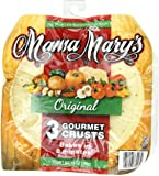 "Mama Mary's 7"" Pizza Crust, Traditional, 12 Ounce"
