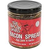 Bacon Spread - The Bacon Jams Red Chile & Garlic - 8.5 oz Jar