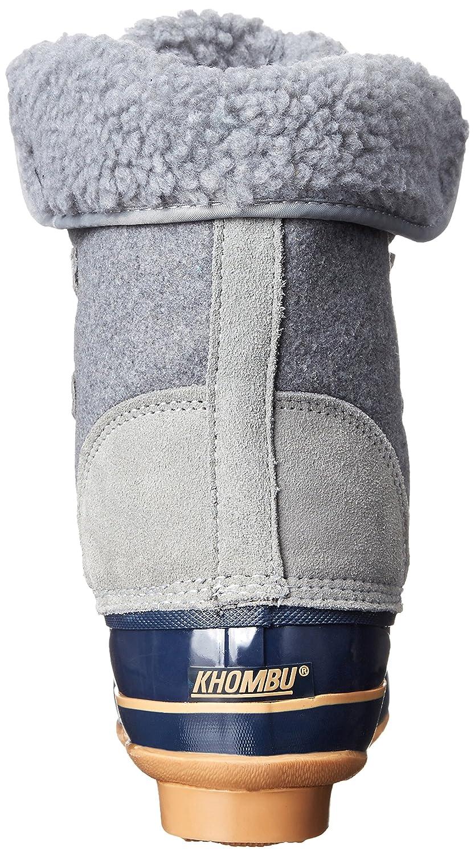 Khombu Women's Jilly Cold Weather Boot B00WITQ5WI 7 B(M) US|Grey