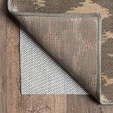 Cushion Grip Non-skid Area Rug Pad for 8-Feet Round Rug