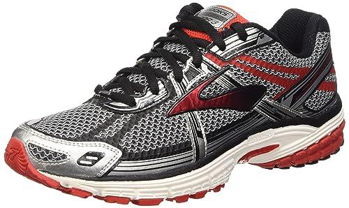 Brooks Vapor 3 Zapatillas de running, Hombre, Multicolor (Anthracite/High Risk Red/Black), 40.5: Amazon.es: Zapatos y complementos
