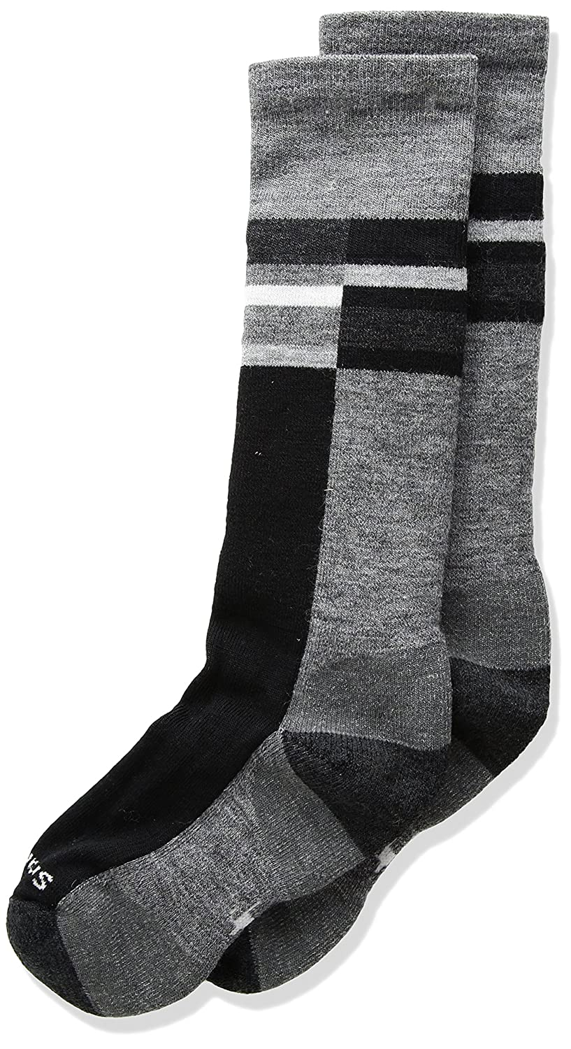 Smartwool Unisex Kids Kids Wintersport Stripe Socks