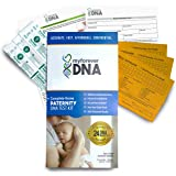 My Forever DNA - Paternity DNA Test Kit ▪ Includes All Lab Fees & Shipping to Lab ▪ 24 DNA (Genetic) Marker Test ▪ ACCURATE & CONFIDENTIAL
