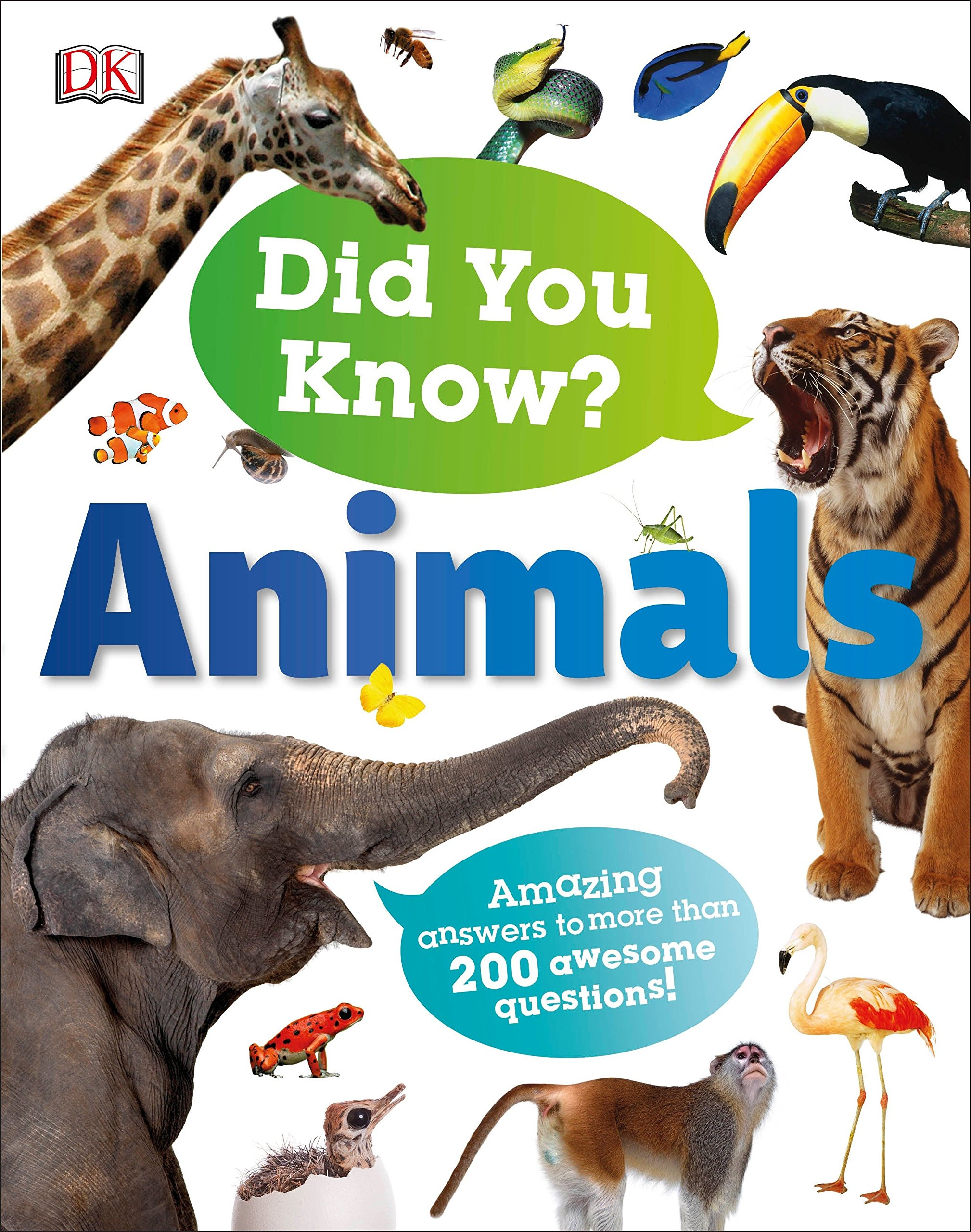 Download Did You Know? Animals pdf epub