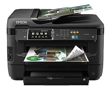 Epson Workforce WF-7620 - Impresora multifunción (Inyección ...
