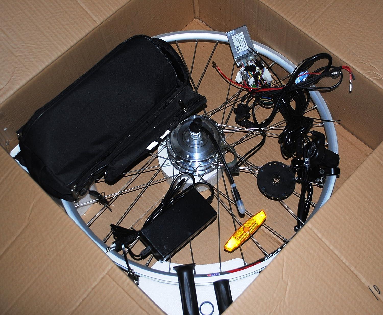 Bi Zamarin - Kit de electrificación de 12 V para rueda delantera ...