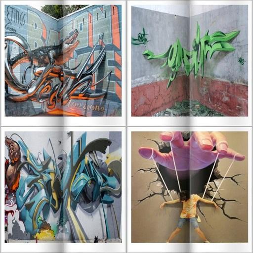 Designs Graffiti 3d Amazon Mobile Apps