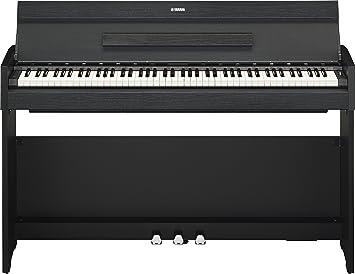 Yamaha YDPS52BK - Ydps52 bk piano digital 88 teclas arius negro