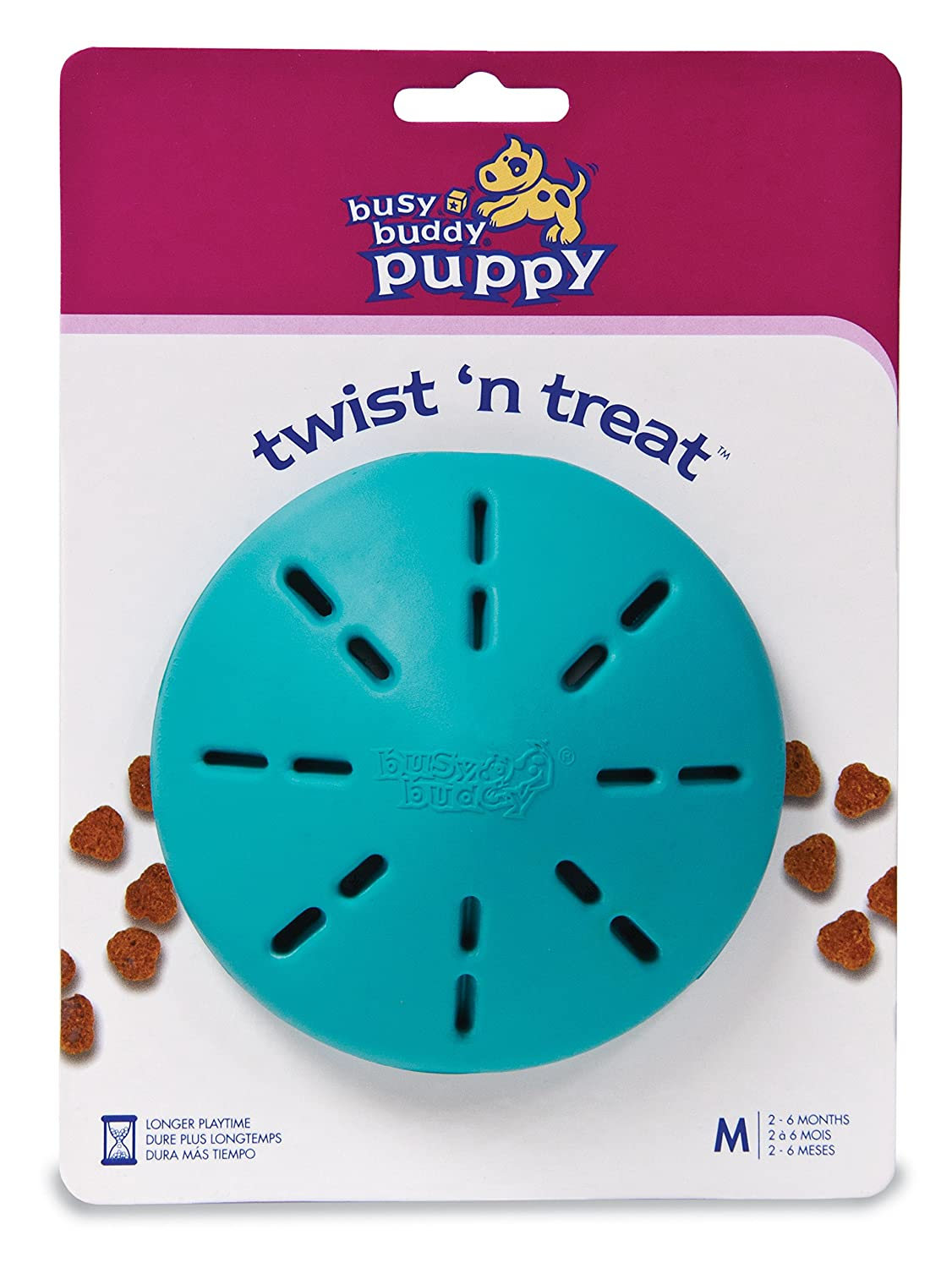 Petsafe Juguete dispensador Busy Buddy Twist 'n Treat. BB-TNT-L-11
